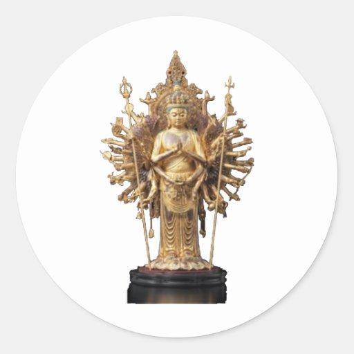 Asura image (a palpus and others u) - statue of Bu