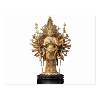 Asura image (a palpus and others u) - statue of postcard