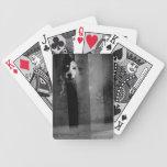 Asustado - naipes barajas de cartas
