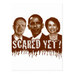 ¿Asustado todavía? Postales