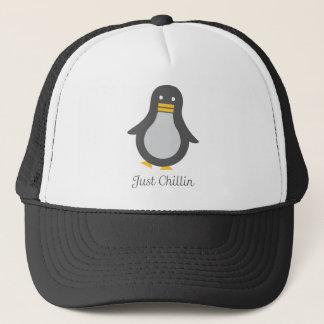 Asv Penguin Trucker Hat