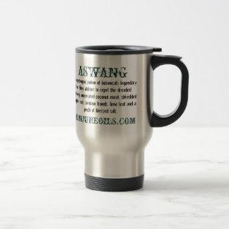 Aswang Cryptozoology Travel Mug