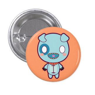 Asyl the Dog Button