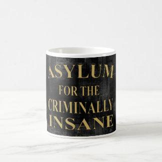 Asylum Mug