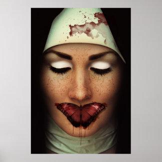 Asylum Nurse Poster