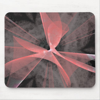 Asym Flower May 2013 Mouse Pad