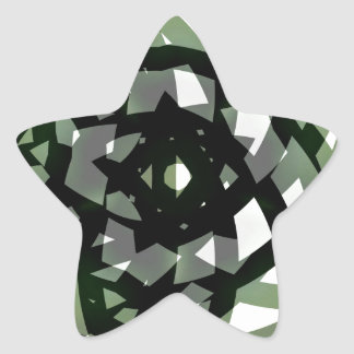 Asym Star April 2013 Star Stickers