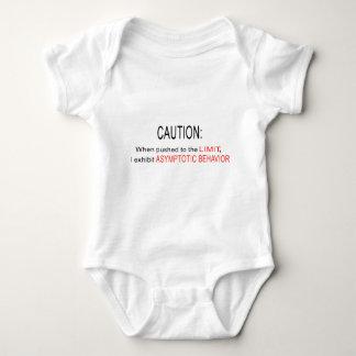 Asymptotic behavior infant creeper