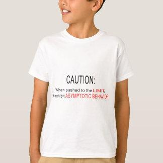 Asymptotic behavior T-Shirt