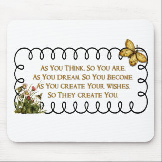 asyouthink mouse pad