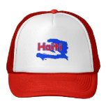 aT-022 Trucker Hat