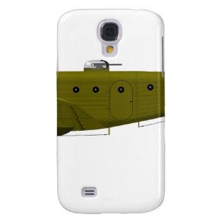 AT-11 Kansan Galaxy S4 Cover