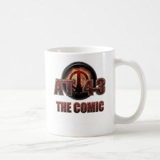 AT-43 Comic Mug