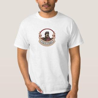 AT-43 Comic Red Blok T-Shirt
