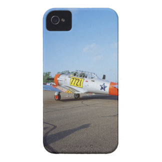 AT-6 SNJ Harvard airplane at the Fleming Field, iPhone 4 Case