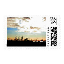 AT-AT Invasion of Oakland Postage