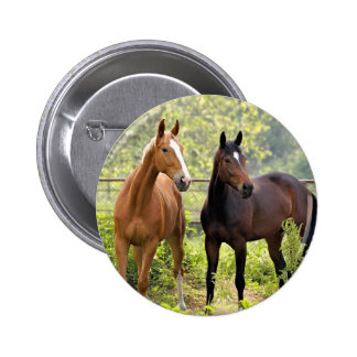 At Attention Pinback Buttons