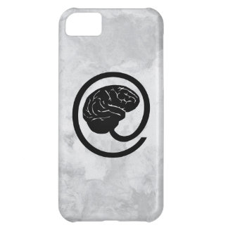 At Brain Sign Cover For iPhone 5C