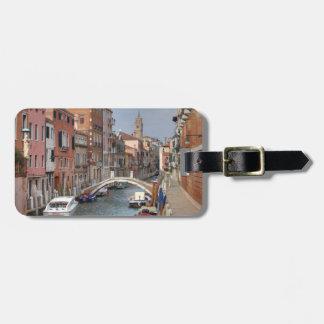 At Dorsoduro, Venice Italy Bag Tag