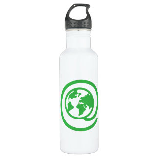 At Earth Day Water Bottle