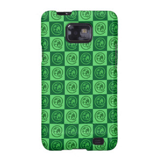At Earth Sign Pattern Galaxy SII Cover