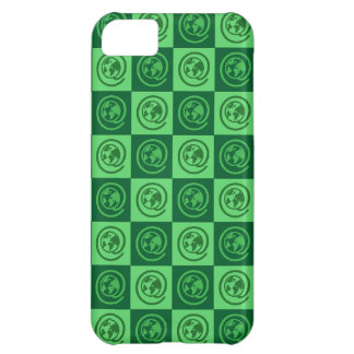 At Earth Sign Pattern Case For iPhone 5C