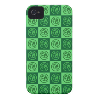 At Earth Sign Pattern iPhone 4 Case