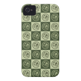 At Earth Sign Pattern iPhone 4 Case-Mate Case