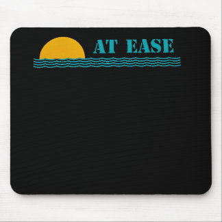"""""""At Ease"""" custom mouse pad"""