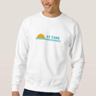 """At Ease"" men's sweatshirt"