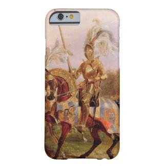 At Eglinton, Lord of the Tournament, 1840 (oil on Barely There iPhone 6 Case