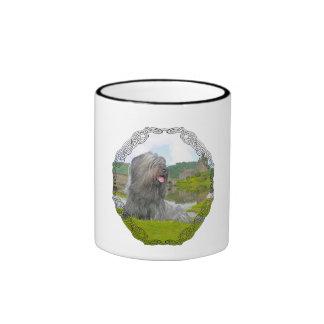 At Eilean Donan Ringer Mug