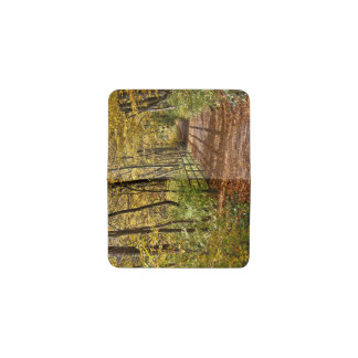 At Fall In Wienerwald Business Card Holder