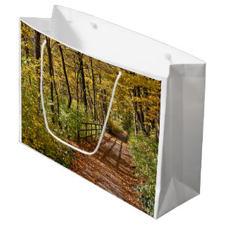 At Fall In Wienerwald Large Gift Bag