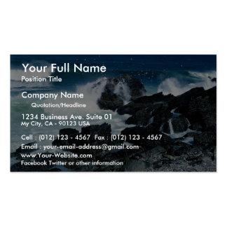 At Fraserburgh, Scotland Business Card