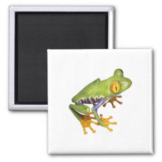 AT FULL ATTENTION 2 INCH SQUARE MAGNET