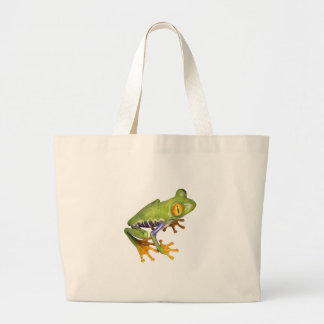 AT FULL ATTENTION LARGE TOTE BAG