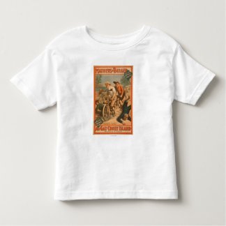 """""""At gay Coney Island"""" Musical Comedy Poster #1 Toddler T-shirt"""