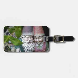 At Gnome in the Garden Luggage Tag