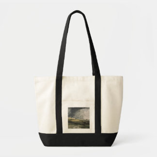 At Hailsham, Sussex: A Storm Approaching, 1821 (w/ Tote Bag