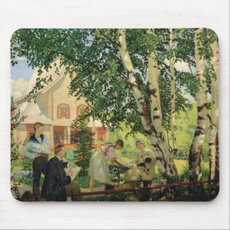 At Home, 1914-18 Mouse Pad