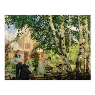 At Home, 1914-18 Post Card