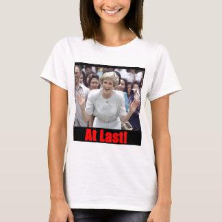 At Last! Princess Diana T-Shirt