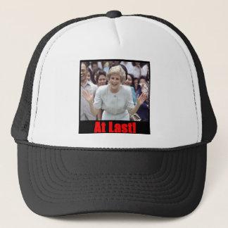 At Last! Princess Diana Trucker Hat