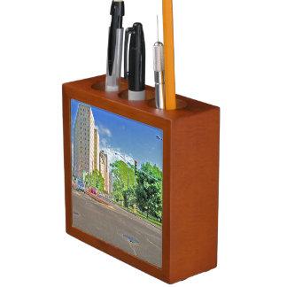 At Lincoln Avenue Pencil/Pen Holder