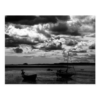 At Lindisfarne Postcard