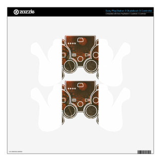 At Night I Think About You PS3 Controller Skin