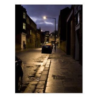 At Night Postcard