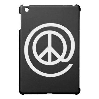 At Peace Sign iPad Mini Cover