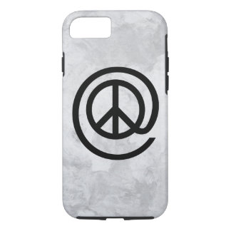 At Peace Sign iPhone 7 Case